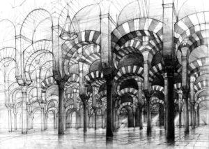 rysunek architektoniczny
